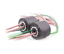 broadband slip rings